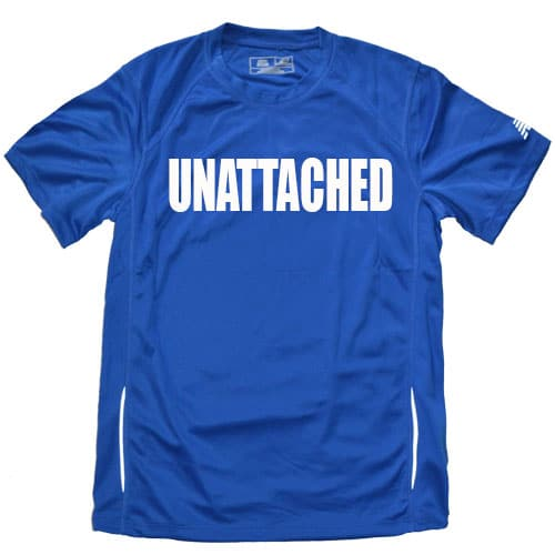 Unattached Running Shirt