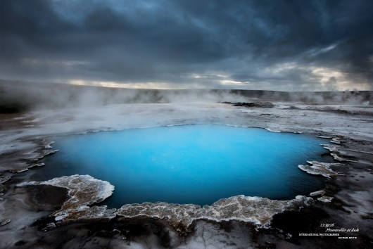 Islande - Marc Levy