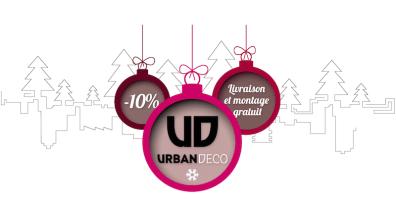 Bannière de pub créée pour Urbandeco, par Redshooters communication