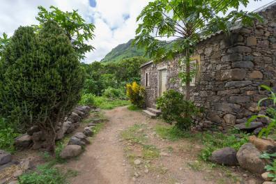 Little House on the Mountain