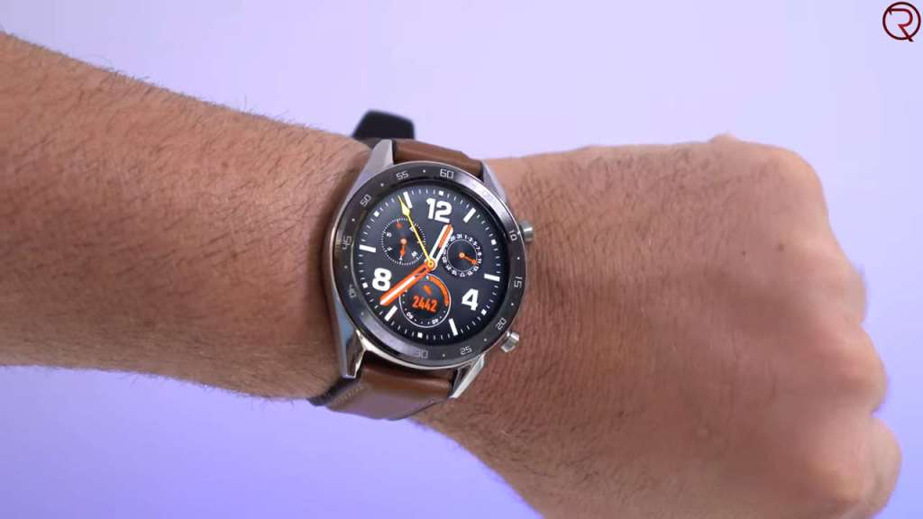 Huawei Watch GT auto brightness