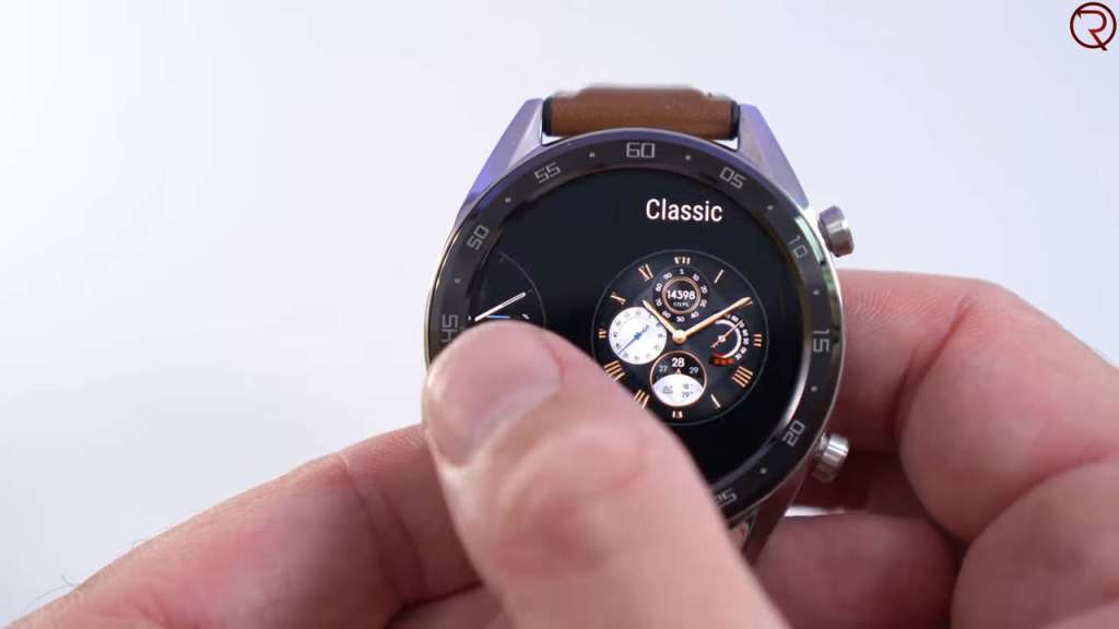 Huawei Watch GT watch faces