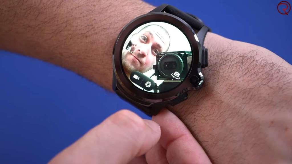 Kospet Prime Smartwatch front-facing camera