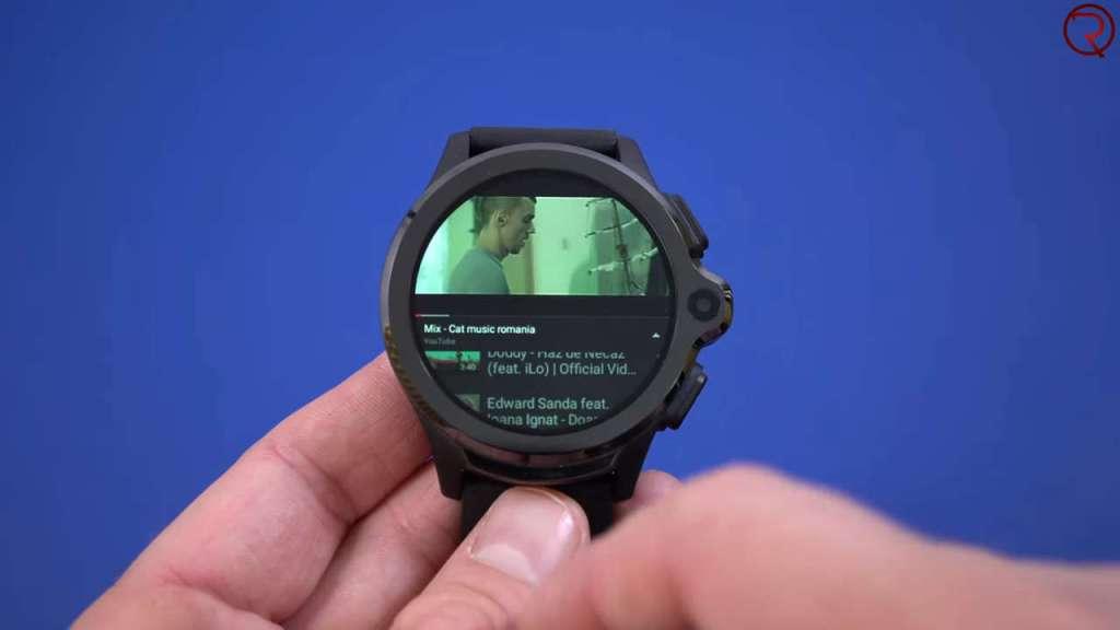 Kospet Prime Smartwatch Youtube video