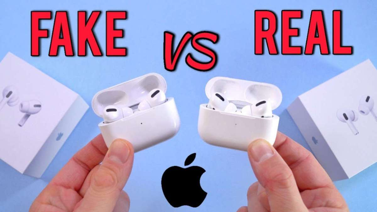12 Ways To Spot Fake Apple Airpods Pro Redskull