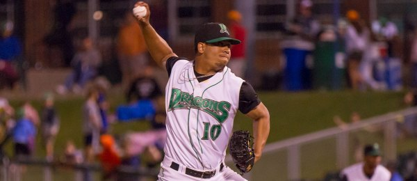 The Dayton Dragons announce their opening day roster