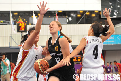Youth Olympic Basketball: Hosts Singapore suffer defeat in ...