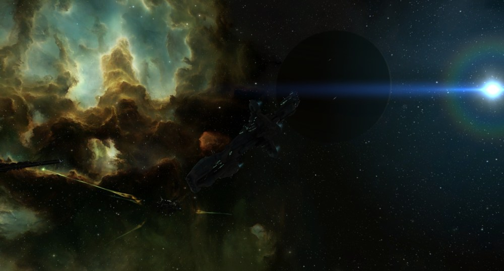 Eve Online: Free stuff? Don't mind if I do! (2/2)