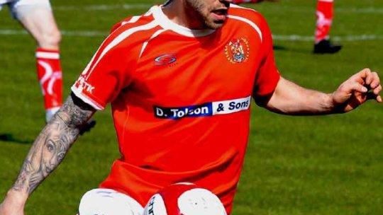 Workington AFC v. Lancaster City programme