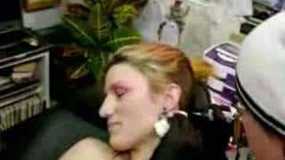 Tattoo Behind Ear Pain