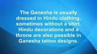 Ganesh Tattoo Meaning