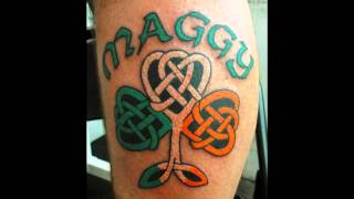 Irish Flag Tattoos