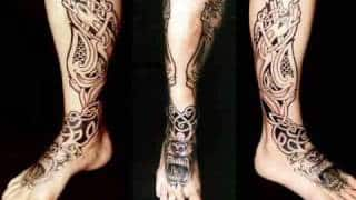 Irish Tribal Tattoos