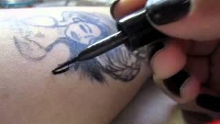 Little Mermaid Tattoos