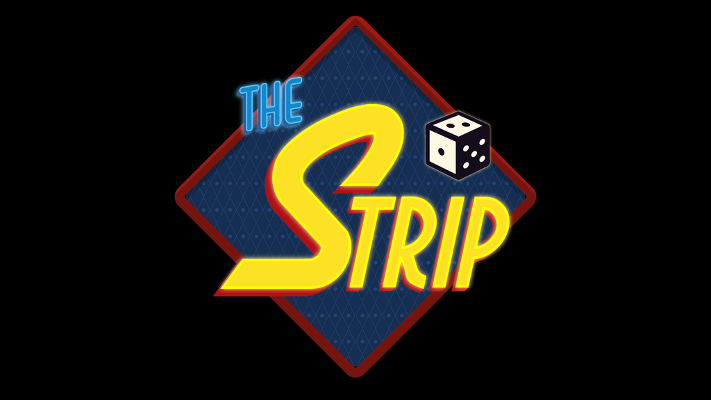 Kickstarter for THE STRIP launches on 7/24/17!