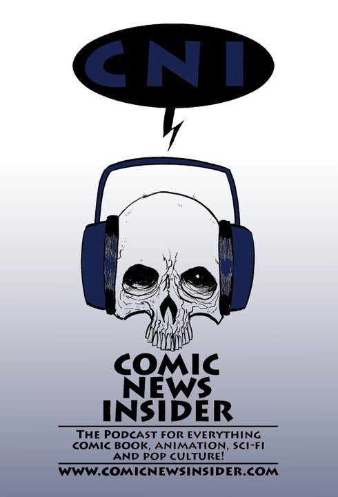 Comic News Insider hosted by Jimmy Aquino