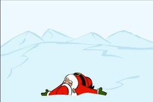 Santa's Crash Test