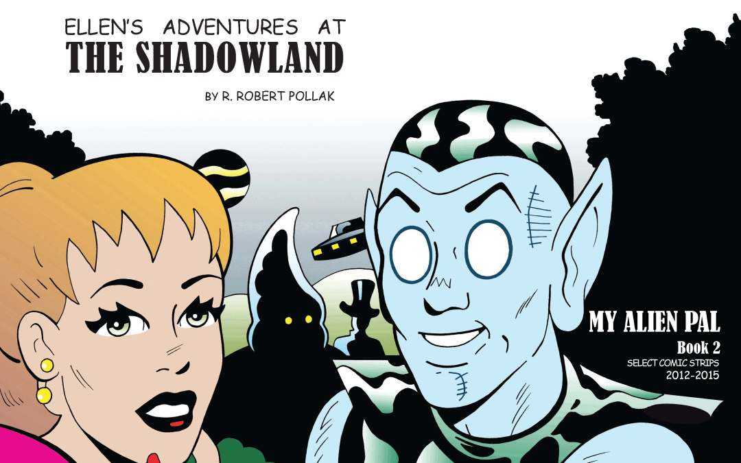 New RSM titles out on Comixology today: Baroque Pop and Ellen's Adventures at the Shadowland