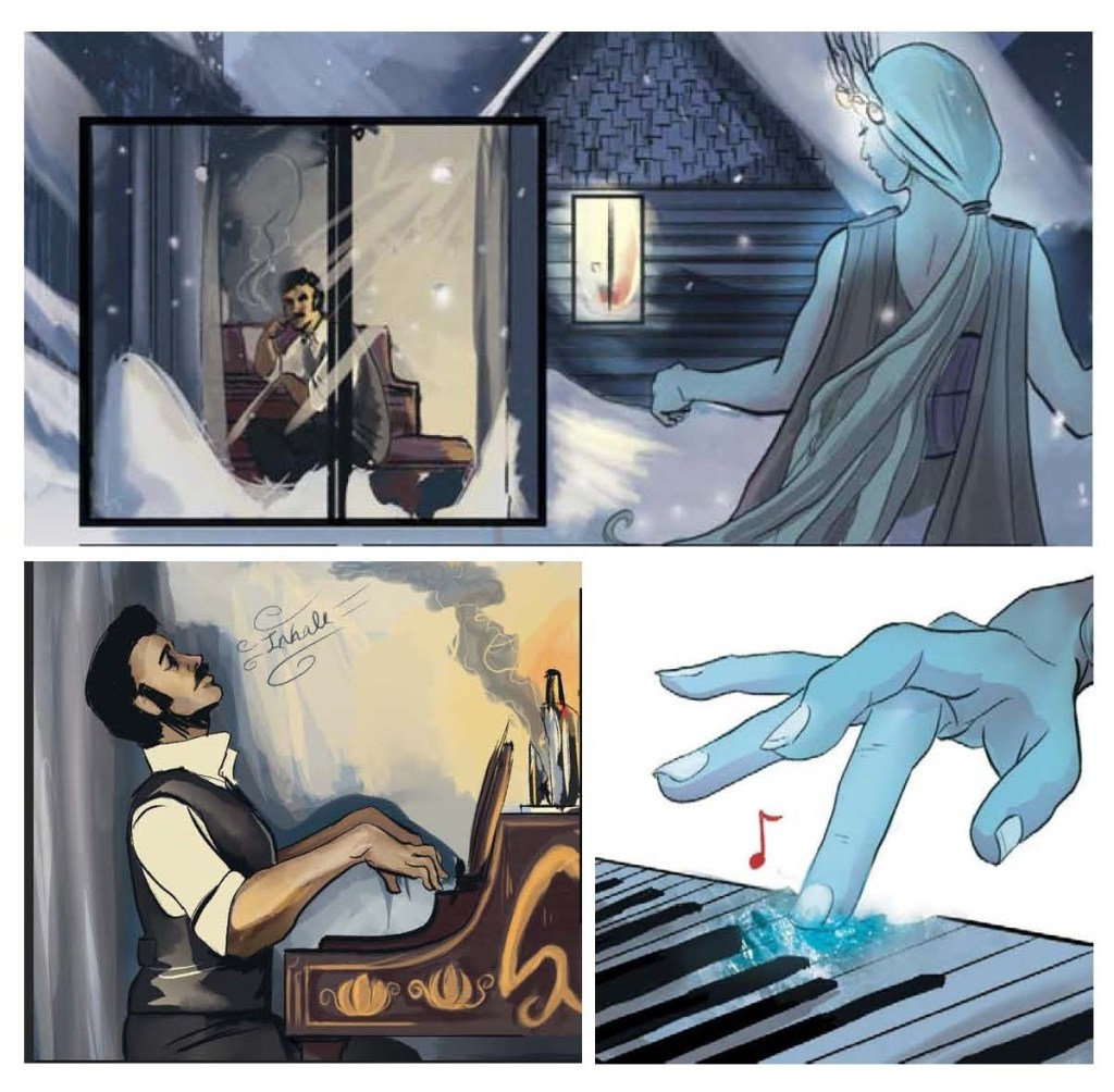 "color panels from ""Allegro Enthusiast"", by Edgardo Granel-Ruiz and Robyn Seale"
