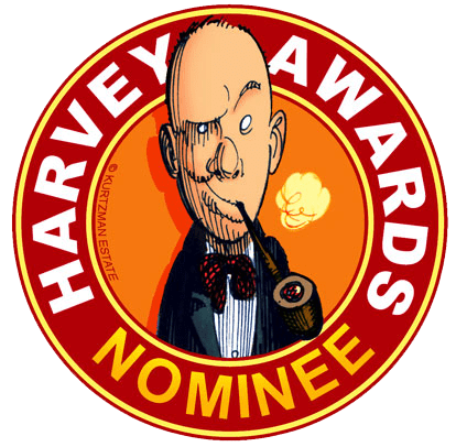 Harvey Awards nominee: THE 27 CLUB, for Best Anthology!