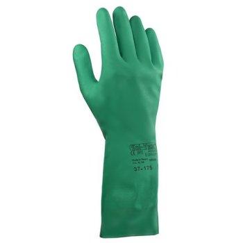 guantes de nitrilo solvex