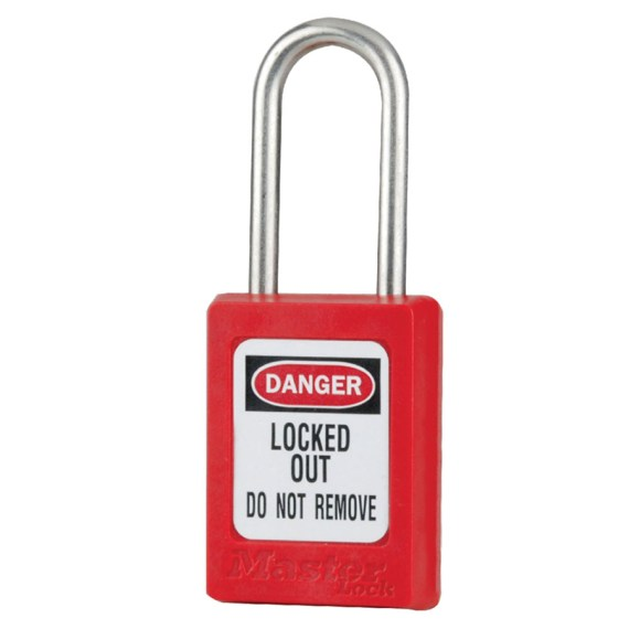 candado master lock s31red