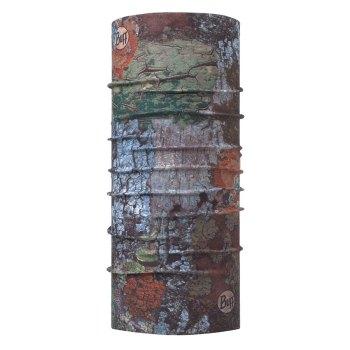 tubular multifuncional buff drycool corteza de cedro