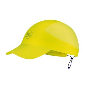 gorra pack cap amarillo fluor