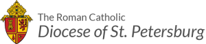 The Roman Catholic Diocese of St. Petersburg Logo