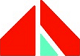 Transparent Red Tent Favicon Logo