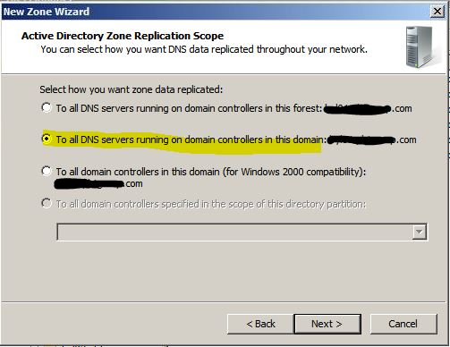 Trust Relationship antar Domain Windows Server