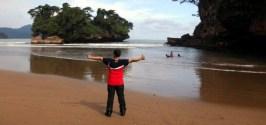 Pantai Pelang 1 Mei 2015