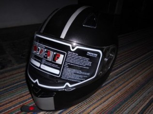 Cat Ulang Helm KBC