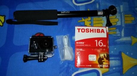 Unboxing Xiaomi Yi Action Camera