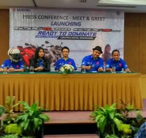 Launching Suzuki GSX-R 150 & GSX-S 150
