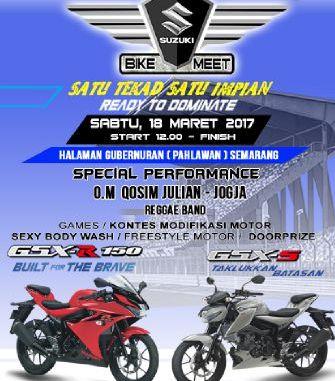 Suzuki Bike Meet
