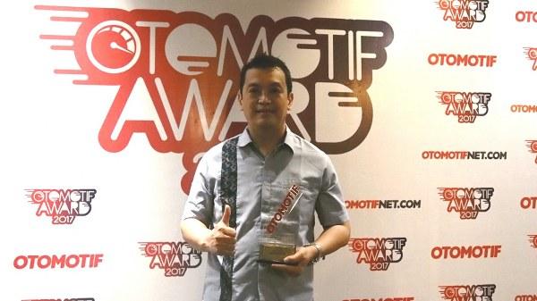 Ready To Dominate, Suzuki Raih Penghargaan Otomotif Award Melalui GSX 150 Series
