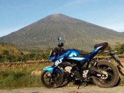 Suzuki epic ride