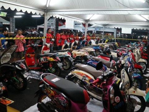 Honda Modification Contest 2017