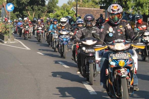 Jamnas HRCI ke-8 digelar, diikuti oleh 600 biker, Perkuat Persatuan