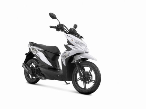 Warna Baru New Honda BeAT Street eSP