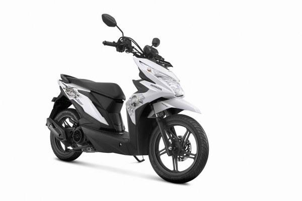 Warna Baru New Honda BeAT Street eSP