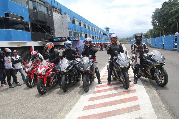Pembalap AHRT Siap Harumkan Nama Bangsa