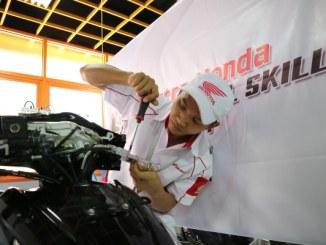 Astra Honda Technical Skill Contest