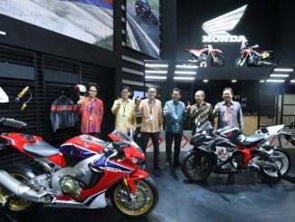 Big Bike dan Premium Bike Honda yang Ramaikan GIIAS 2017