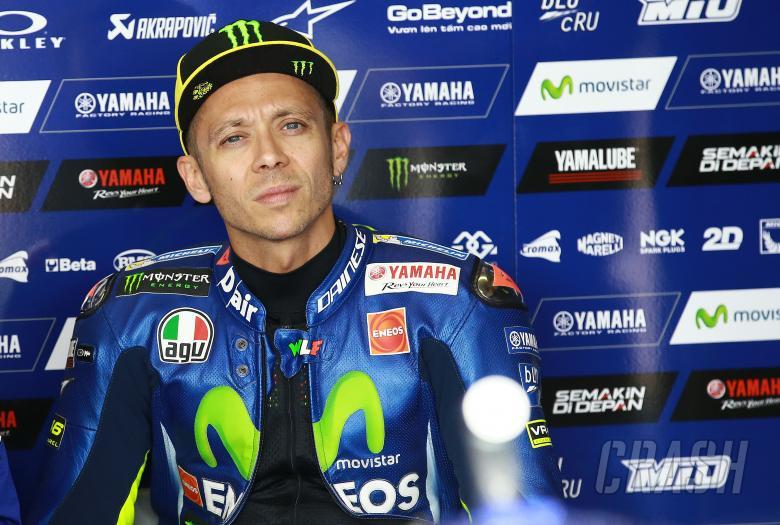 Yang Akan Terjadi Pada Valentino Rossi