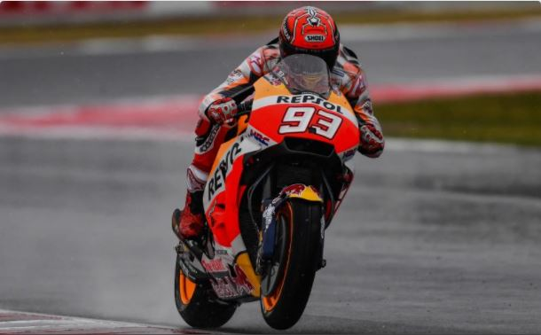 Marc Marquez Pindah Ke KTM