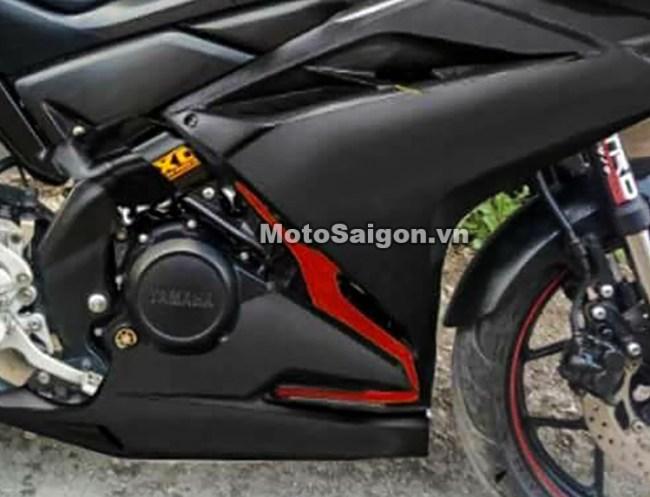 Yamaha Xabre Pakai Fairing CBR250RR