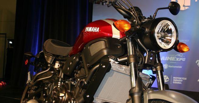 Yamaha XSR700 Versi 2018