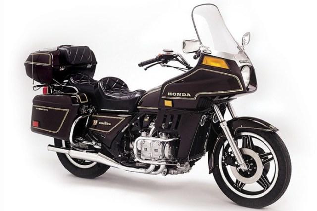 Desain Honda Gold Wing